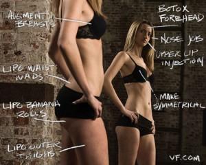Brystforstørrelse med eget fedt er